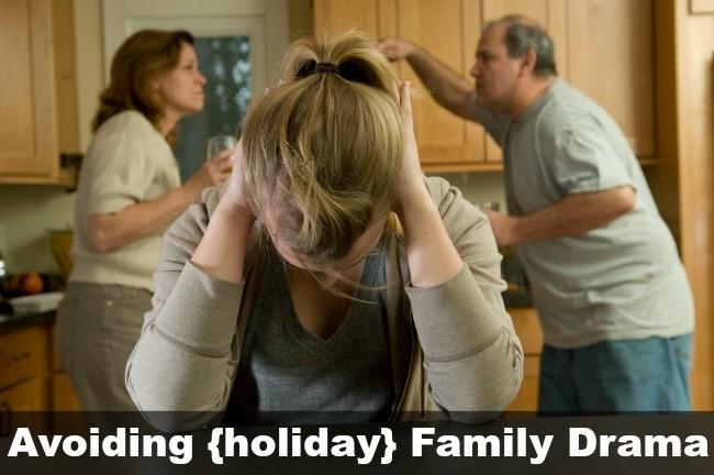 holiday family drama