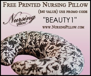 nursing pillow for free