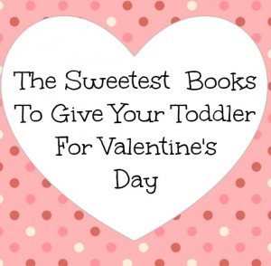 Sweetest books for toddlers