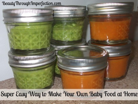 Homemade Baby Food A Step By Step Guide Beauty Through Imperfection