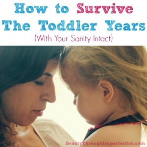 survive the toddler years