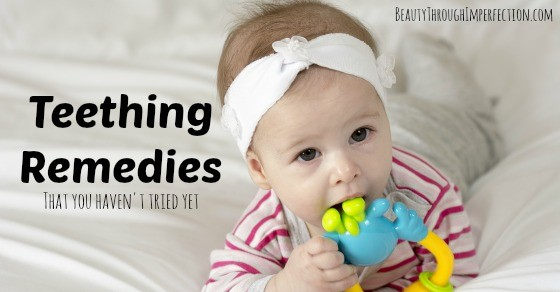 The Ultimate List of Natural Teething Remedies