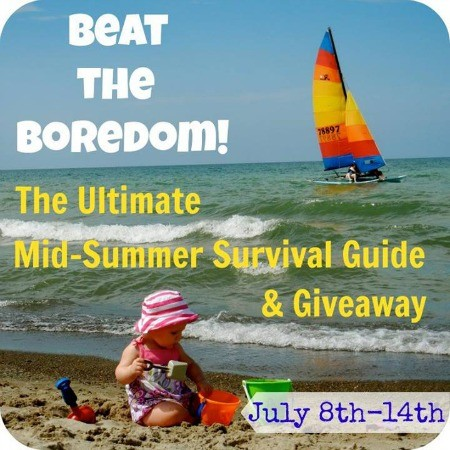 Beat the Boredom Summer Link Up