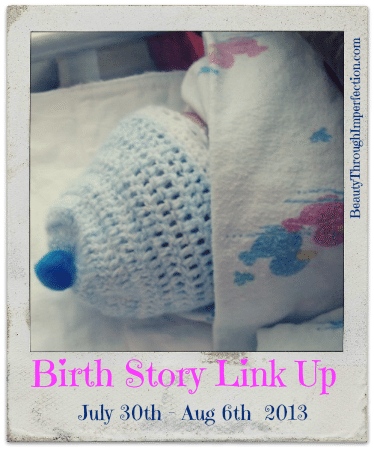 *Coming Soon* Birth Story Link Up
