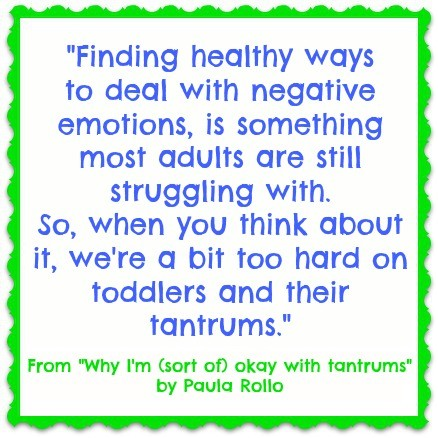 Finding healthy ways to deal with negative emotions