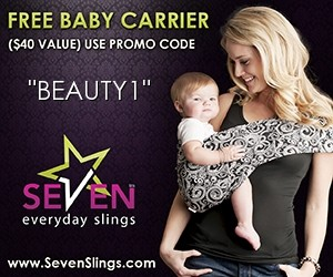 Free baby carrier sling