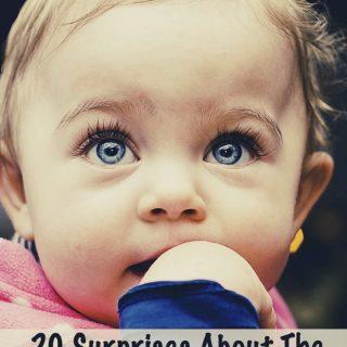 surprises about motherhood