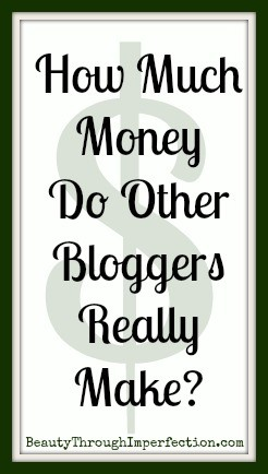 How much money do bloggers really make