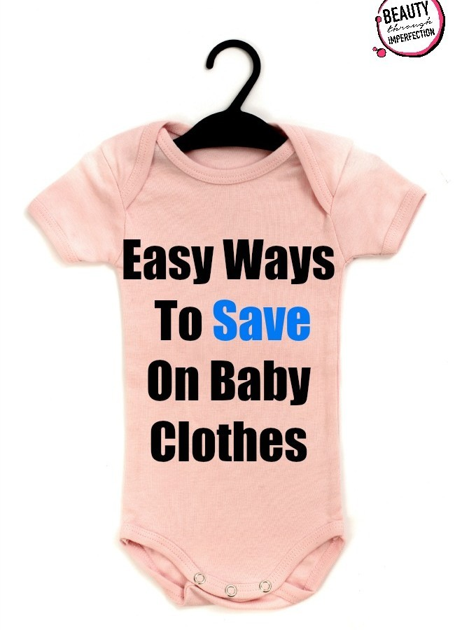5 Ways to Save Big on Baby Clothes