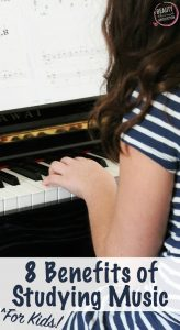 the benefits of studying music for kids