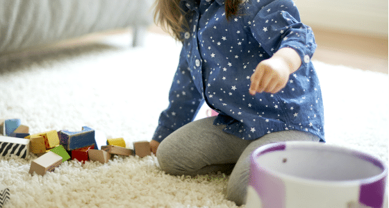 10 Tricks for Organizing a Toddler Room or Playroom