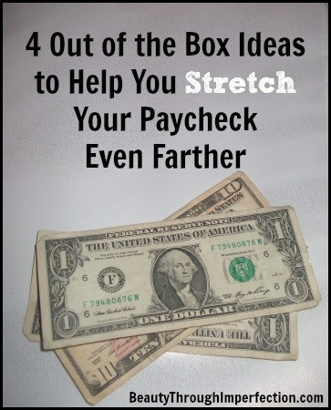 Stretch you paycheck even farther