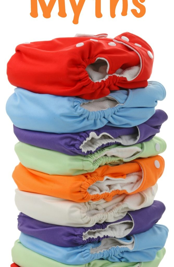 Cloth Diapering Myths Debunked!