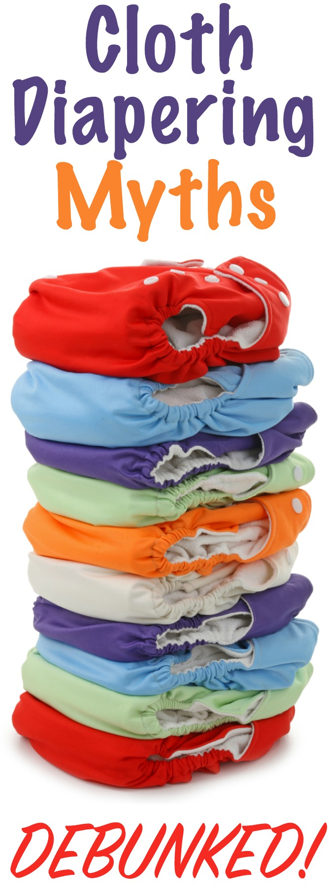 cloth diapering myths