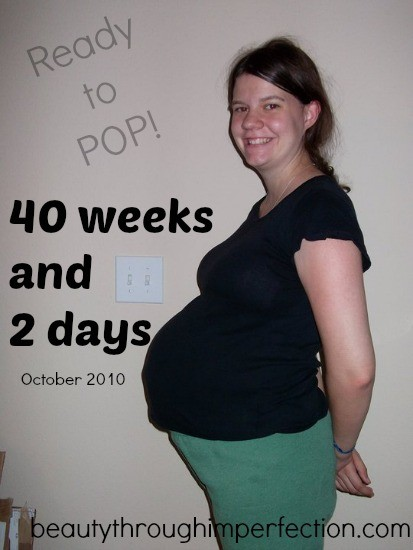 40 weeks 2 days