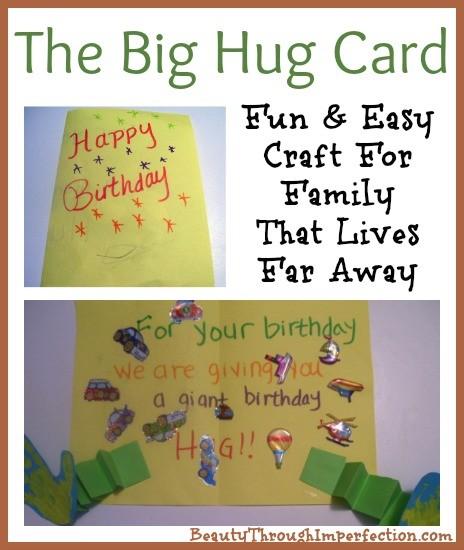 The Big Hug Card