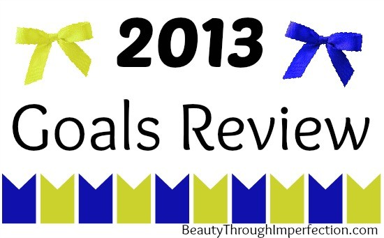 Year in Review – 2013 Goals
