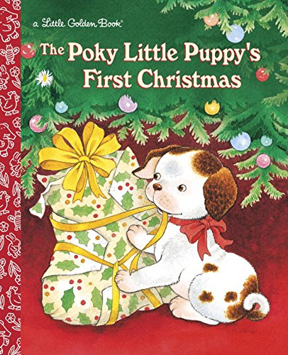 poky little puppy first christmas