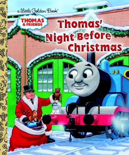 thomas the night before christmas