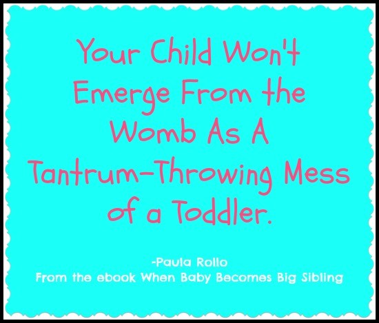 Tantrum throwing mess
