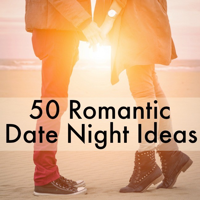 50 Romantic Date Night Ideas