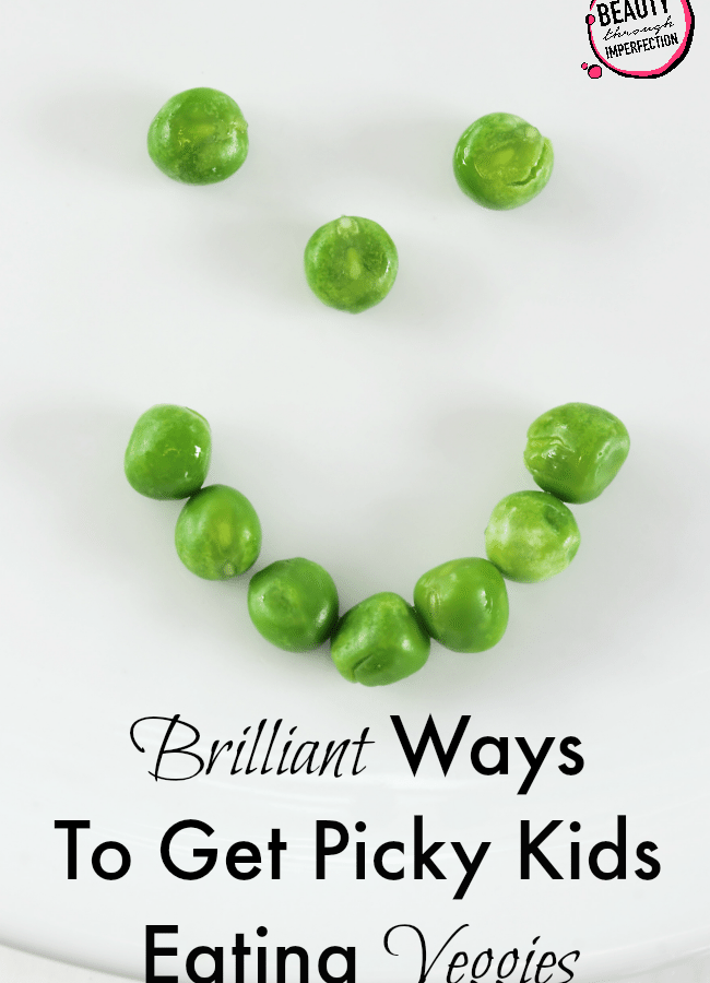 How to Get Picky Kids to Enjoy Their Veggies