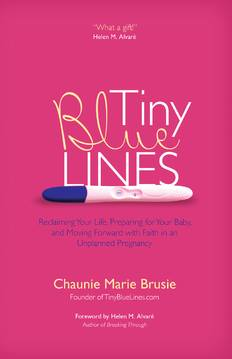 Tiny Blue Lines – Book Giveaway