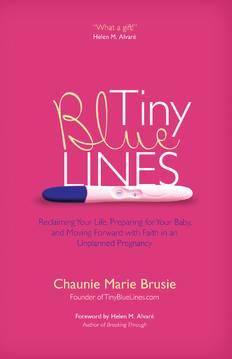 tiny bue lines