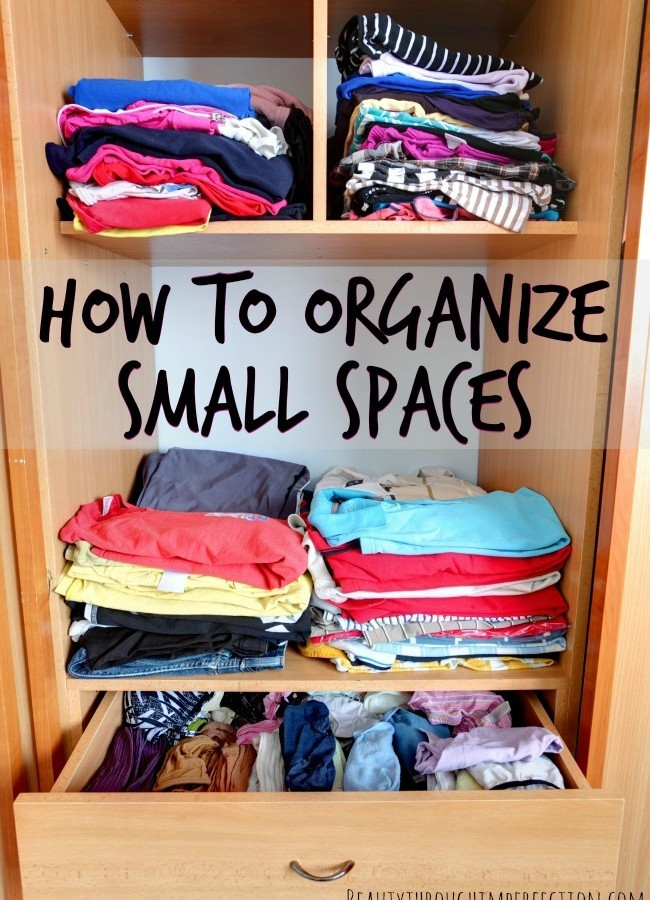 How to Organize a Small House