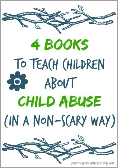 Books to Teach Children About Abuse (In a Non-Scary Way)