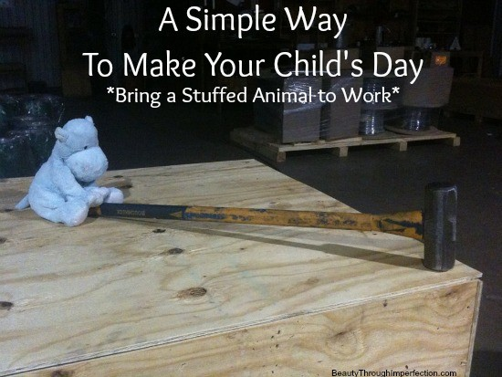 A Simple Way To Make Your Child's Day