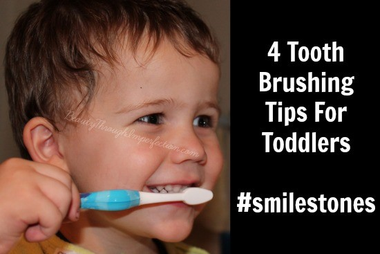 Toddler Tooth Brushing Tips for Toddlers