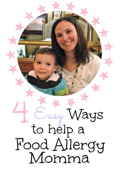 help a food allergy momma