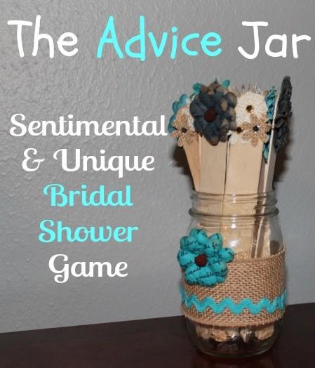 The Advice Jar