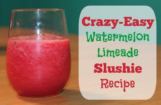 Watermelon-Limeade Recipe & Hot Dog Buffet - Beauty Through ...