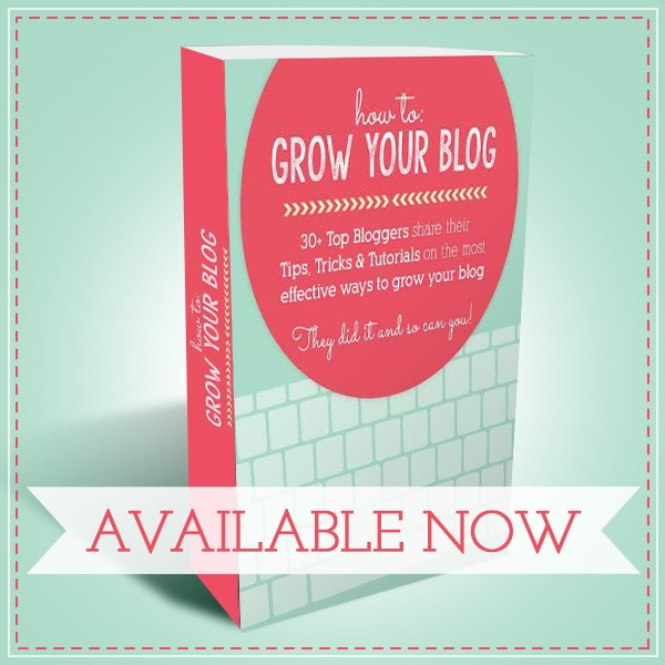 How to Grow Your Blog – ebook