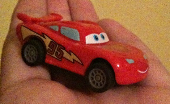 Lots of new things – Cars 2!