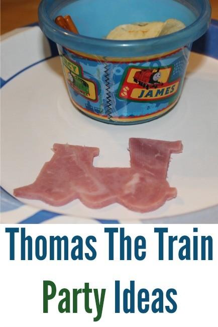 Thomas party ideas