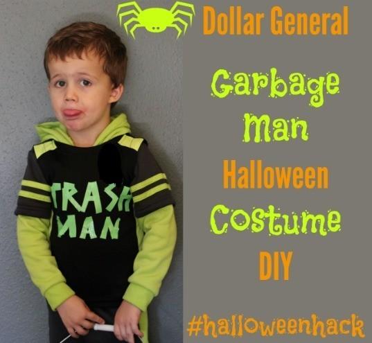 garbage man halloween hack
