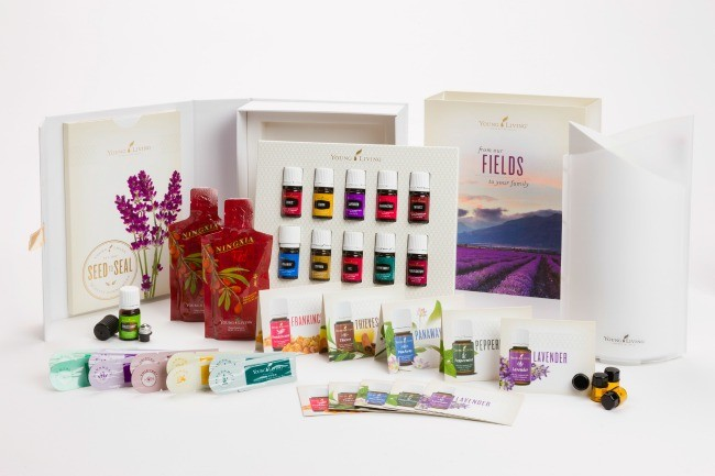 Young-Living-New-Starter-Kit