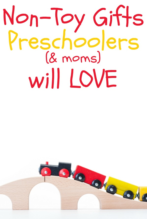Fun Gift Ideas For Preschoolers That Aren't Toys