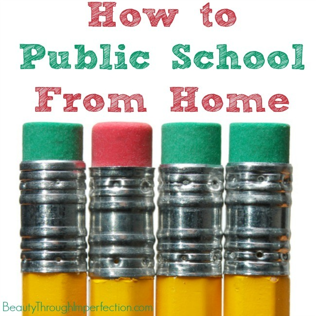 Homeschool or Public Schooling – or Both!