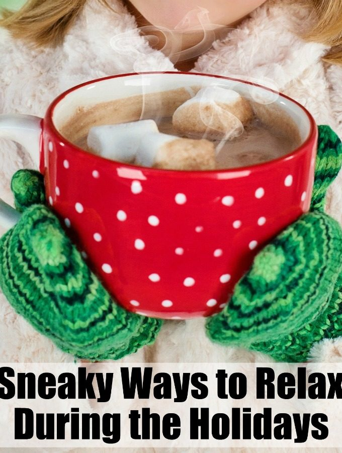 Tips to Relax During the Holidays