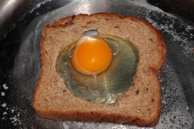 thanksgiving day breakfast idea