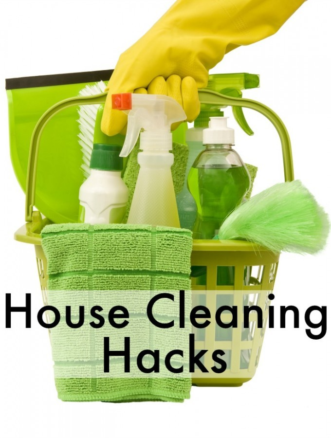 House Cleaning Hacks