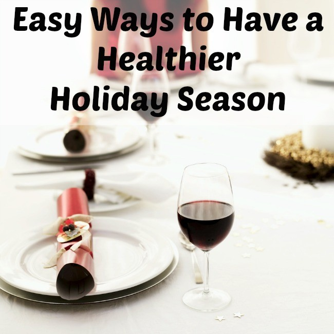 How to have a healthier holiday