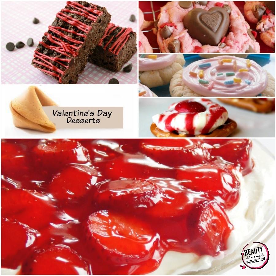 valentien's day desserts