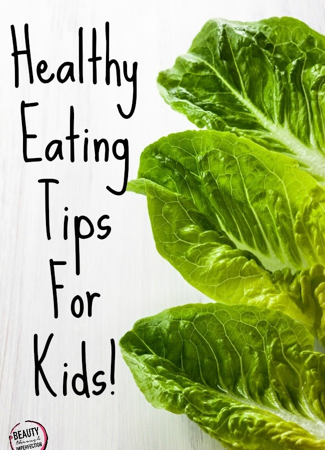 Healthy Eating For Kids {REALLY!!!}