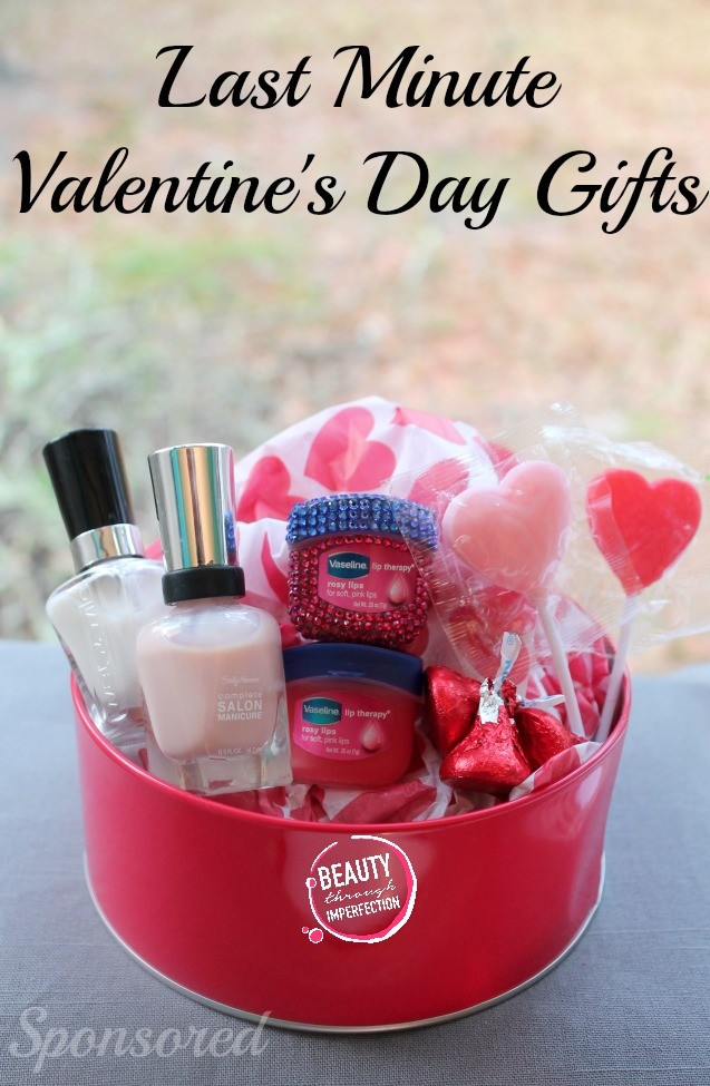 Last Minute Valentine\'s Gift Ideas - Beauty Through Imperfection