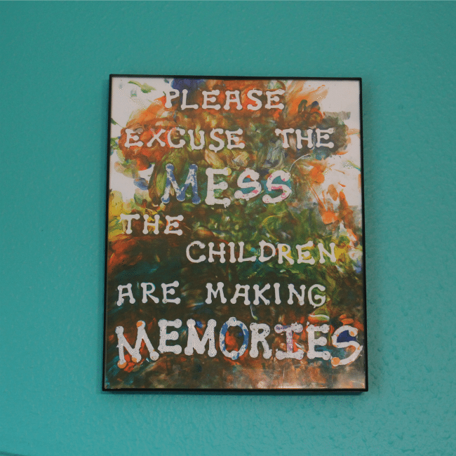 mess memories